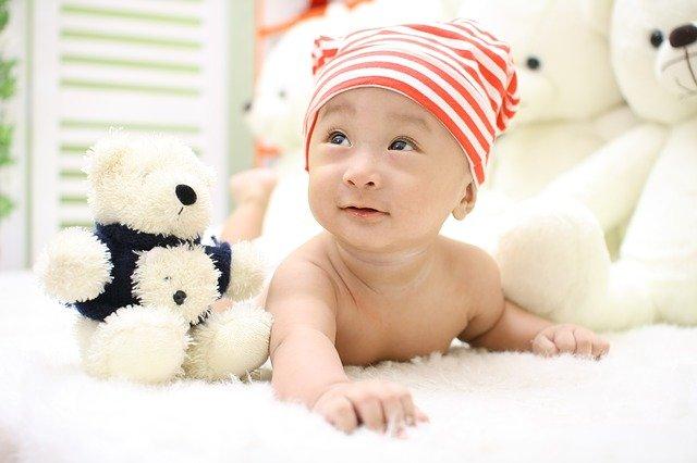 I tessuti naturali per abbigliamento bambino