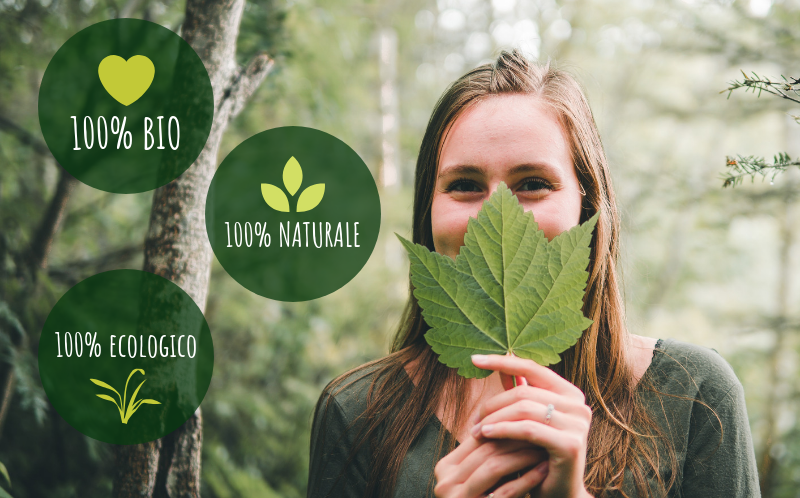 differenza tra naturale, biologico ed ecologico