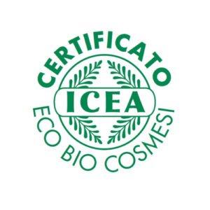Certificato ICEA Cosmetici Biologici