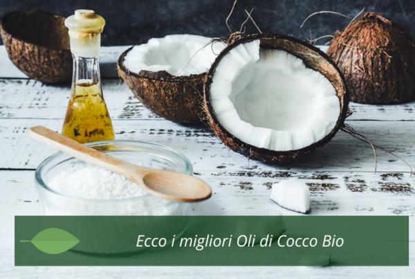 migliore olio di cocco bio